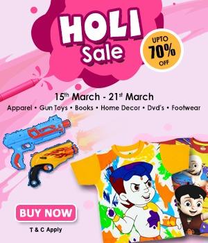 Holi Sale 70 Discount