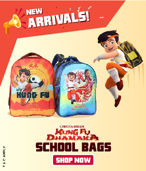 New Arrivals KFD School Bags